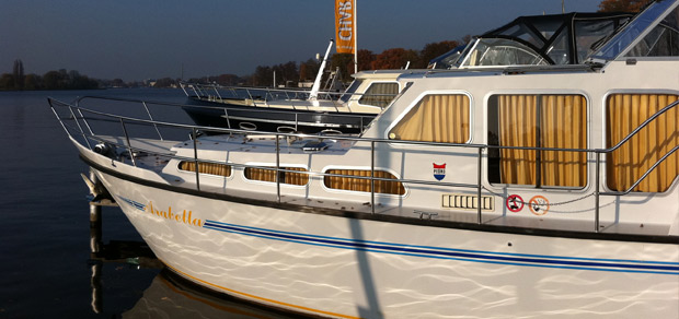 Yacht ARABELLA Skiron 35